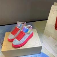 Alexander McQueen High Tops Shoes For Women #824774