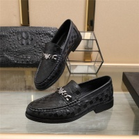 Armani Leather Shoes For Men #825283