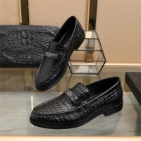 Armani Leather Shoes For Men #825284
