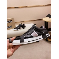 Dolce & Gabbana D&G Casual Shoes For Men #825515