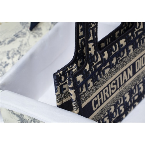 Cheap Christian Dior AAA Quality Tote-Handbags For Women #829495 Replica Wholesale [$73.00 USD] [W#829495] on Replica Christian Dior AAA Handbags