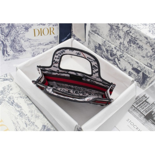 Cheap Christian Dior AAA Quality Tote-Handbags For Women #829496 Replica Wholesale [$73.00 USD] [W#829496] on Replica Christian Dior AAA Handbags