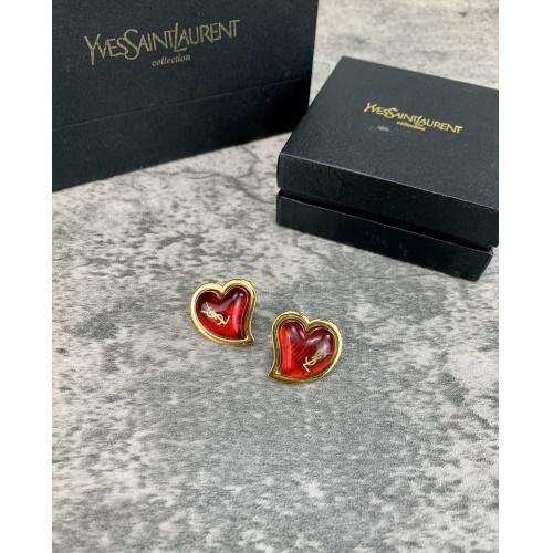 Cheap Yves Saint Laurent YSL Earring #830702 Replica Wholesale [$36.00 USD] [W#830702] on Replica Yves Saint Laurent YSL Earring