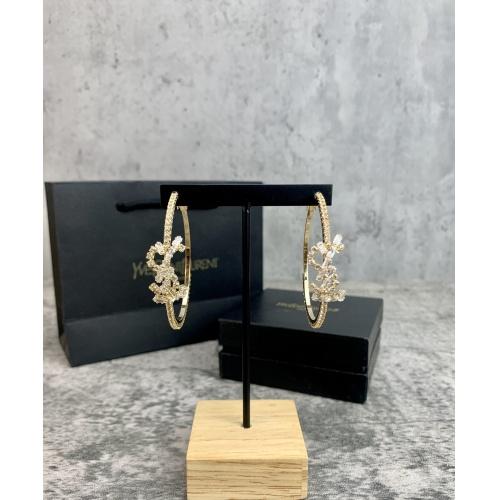 Cheap Yves Saint Laurent YSL Earring #833759 Replica Wholesale [$32.00 USD] [W#833759] on Replica Yves Saint Laurent YSL Earring