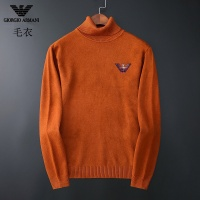 Armani Sweaters Long Sleeved For Men #827877