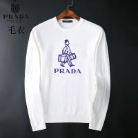 Prada Sweater Long Sleeved O-Neck For Men #827909
