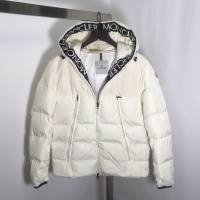 Moncler Down Feather Coat Long Sleeved Zipper For Unisex #828462