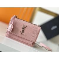 Yves Saint Laurent YSL AAA Messenger Bags For Women #828883