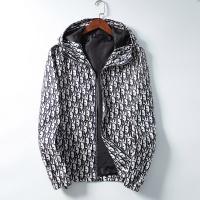 Christian Dior Jackets Long Sleeved Zipper For Men #830030