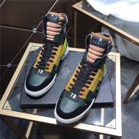 Philipp Plein PP High Tops Shoes For Men #830274