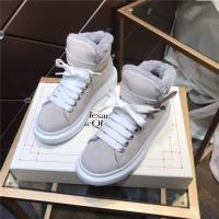 Alexander McQueen High Tops Shoes For Men #830292