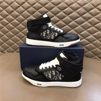 Christian Dior High Tops Shoes For Men #830558