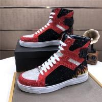 Philipp Plein PP High Tops Shoes For Men #831148