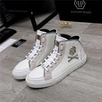 Philipp Plein PP High Tops Shoes For Men #831999