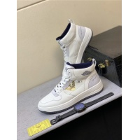 Armani High Tops Shoes For Men #832341