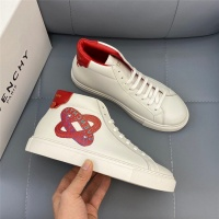 Givenchy High Tops Shoes For Women #832439