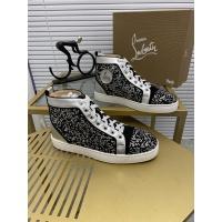Christian Louboutin High Tops Shoes For Men #833039