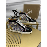 Christian Louboutin High Tops Shoes For Men #833078