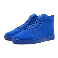 Christian Louboutin High Tops Shoes For Men #833439