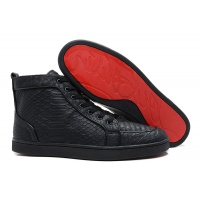 Christian Louboutin High Tops Shoes For Men #833442