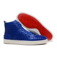 Christian Louboutin High Tops Shoes For Men #833449