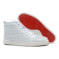 Christian Louboutin High Tops Shoes For Men #833455