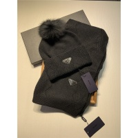 Prada Scarf & Hat Set #833802