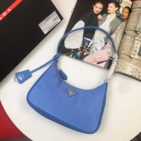 Prada AAA Quality Shoulder Bags For Women #834491