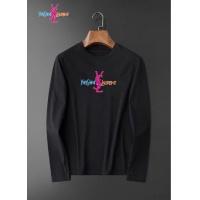 Yves Saint Laurent YSL T-shirts Long Sleeved For Men #834683