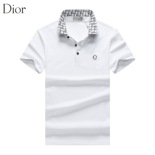 Cheap Christian Dior T-Shirts Short Sleeved For Men #835127 Replica Wholesale [$33.00 USD] [W#835127] on Replica Christian Dior T-Shirts