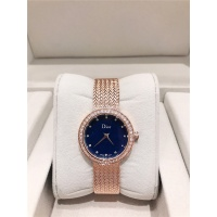 Christian Dior AAA Quality Watches In Rose Gold For Women #836342