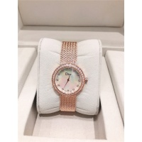 Christian Dior AAA Quality Watches In Rose Gold For Women #836344
