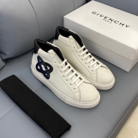 Givenchy High Tops Shoes For Men #836926