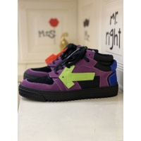 Off-White High Tops Shoes For Men #837115