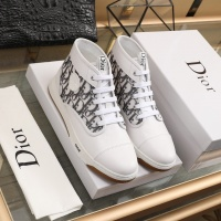 Christian Dior High Tops Shoes For Men #837172