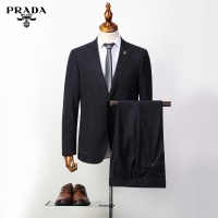 Prada Two-Piece Suits Long Sleeved For Men #837650