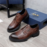 Christian Dior Leather Shoes For Men #838238