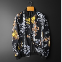 Versace Jackets Long Sleeved For Men #839405
