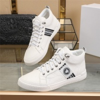 Versace High Tops Shoes For Men #839569
