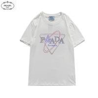 Prada T-Shirts Short Sleeved For Men #839872