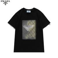 Prada T-Shirts Short Sleeved For Men #839877