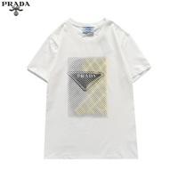 Prada T-Shirts Short Sleeved For Men #839879