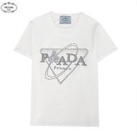 Prada T-Shirts Short Sleeved For Men #839880