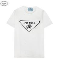 Prada T-Shirts Short Sleeved For Men #839882