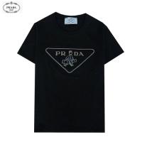 Prada T-Shirts Short Sleeved For Men #839883