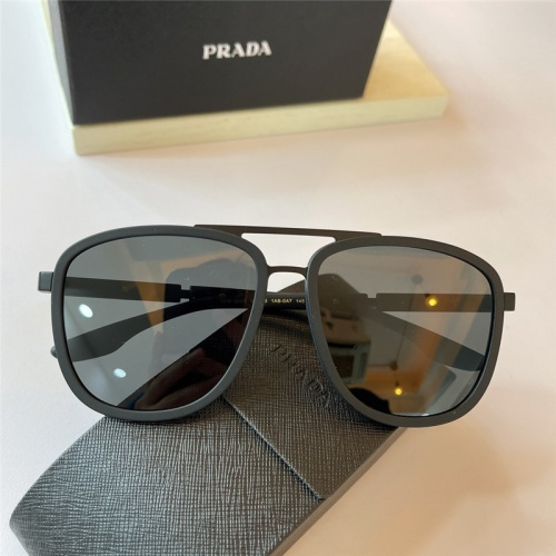 Prada AAA Quality Sunglasses #842184