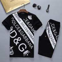 Dolce & Gabbana D&G Tracksuits Short Sleeved For Men #841569