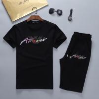 Armani Tracksuits Short Sleeved For Men #841590