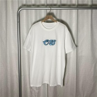 Christian Dior T-Shirts Short Sleeved For Unisex #842259