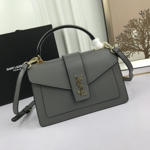 Cheap Yves Saint Laurent YSL AAA Messenger Bags For Women #850503 Replica Wholesale [$88.00 USD] [W#850503] on Replica Yves Saint Laurent YSL AAA Messenger Bags